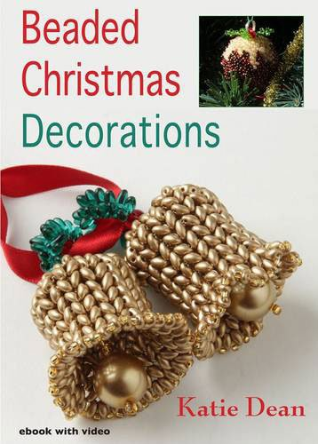 Beaded Christmas Decorations: Dean, Katie