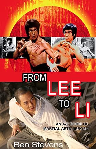 From Lee to Li: An A-Z Guide: Ben Stevens