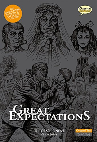 9781906332099: Great Expectations: Original Text: The Graphic Novel (Classical Comics)