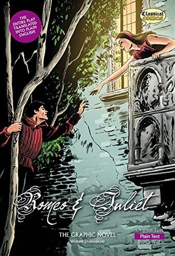 9781906332204: Romeo and Juliet The Graphic Novel: Plain Text (British English)