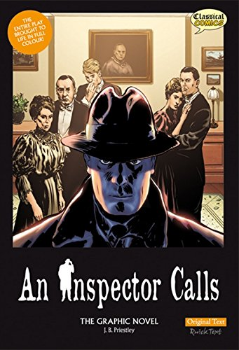 9781906332327: An Inspector Calls: The Graphic Novel. J.B. Priestley
