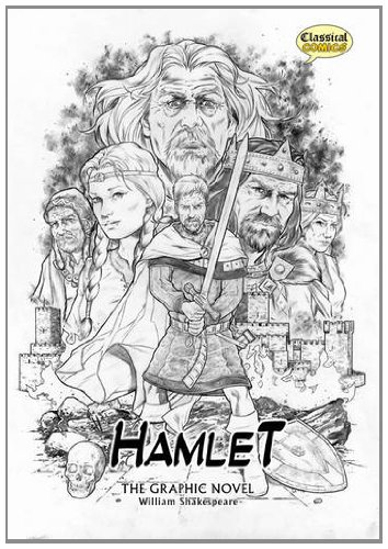 9781906332341: Hamlet the Graphic Novel: Original Text