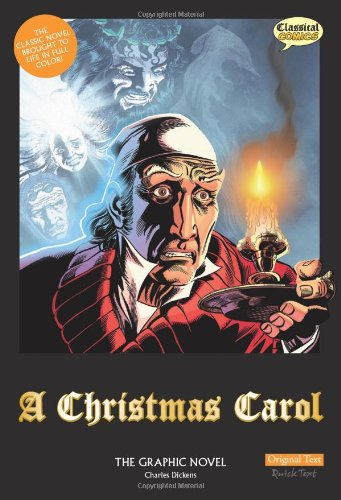 9781906332518: A Christmas Carol the Graphic Novel: Original Text: US Edition