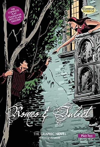 9781906332624: Romeo and Juliet The Graphic Novel: Plain Text