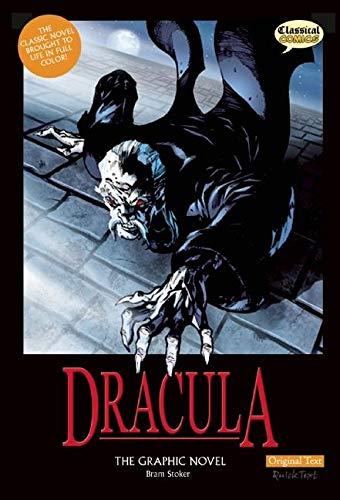 9781906332679: Dracula The Graphic Novel: Original Text (Classical Comics)