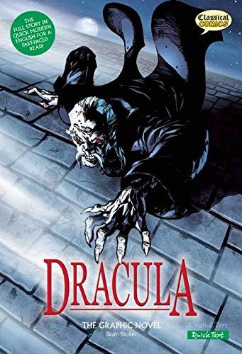 9781906332686: Dracula The Graphic Novel: Quick Text (Classical Comics)