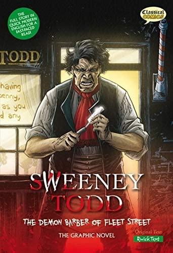 9781906332808: Sweeney Todd The Graphic Novel: Quick Text (British English)