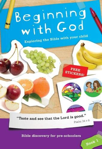 BEGINNING WITH GOD BOOK 1: MITCHELL, ALISON