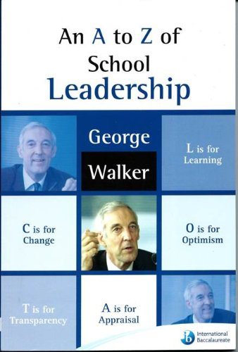 9781906345006: An A to Z of School Leadership