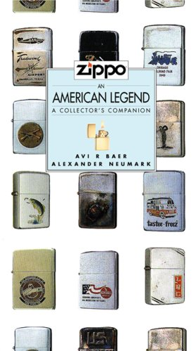 9781906347130: Zippo: An American Legend (Collectors Companion)