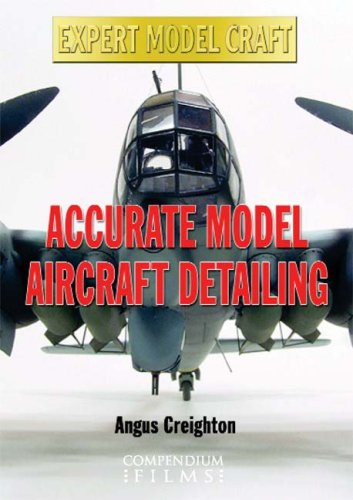 9781906347697: Accurate Model Aircraft Detailing (Expert Model Craft)