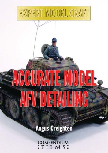9781906347734: Accurate Model AFV Detailing (Expert Model Craft)
