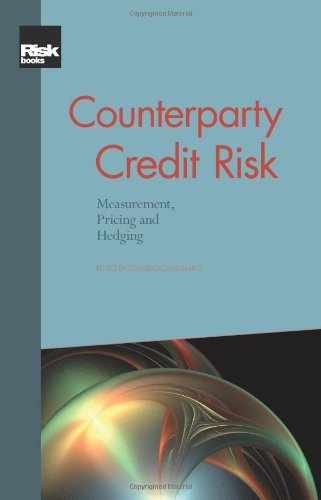 9781906348342: Counterparty Credit Risk