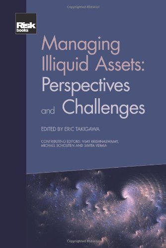 9781906348410: Managing Illiquid Assets: Perspectives and Challenges