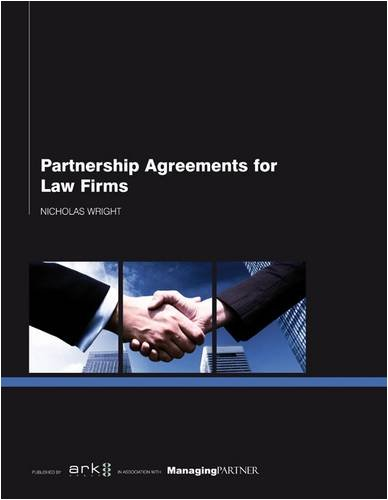 9781906355425: Partnership Agreements for Law Firms