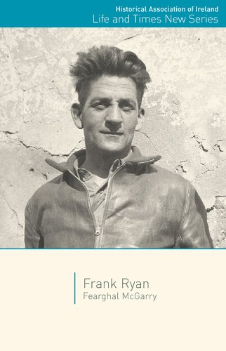 9781906359362: Frank Ryan (Historical Association of Irel) (Historical Association of Ireland Life and Times)
