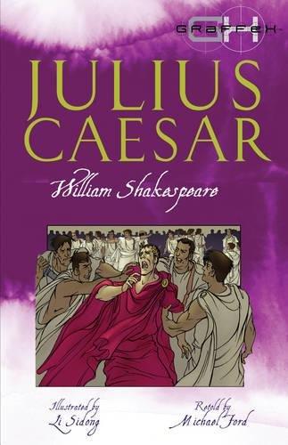 Julius Caesar (Graffex): Shakespeare, William; Ford, Michael