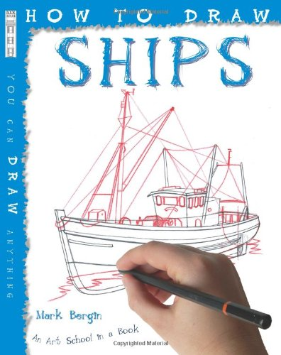 9781906370343: Ships (How to Draw)