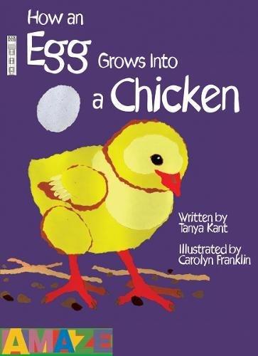 9781906370398: How An Egg Grows Into A Chicken (Amaze)