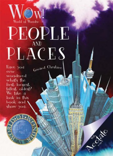 9781906370404: People and Places