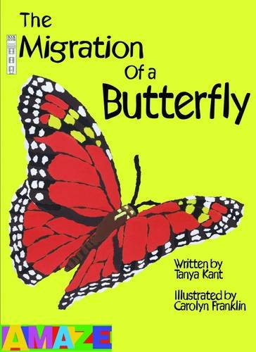 9781906370657: Migration of a Butterfly