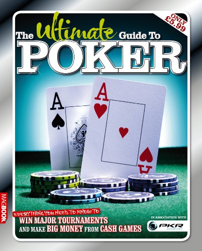 9781906372682: The Ultimate Guide to Poker
