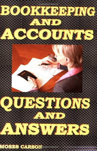 9781906380045: Bookkeeping and Accounts, Questions & Answers