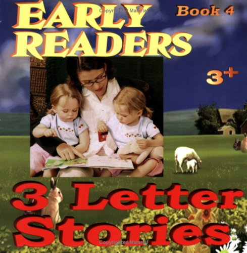 9781906380052: Early Readers 3 Letter Stories