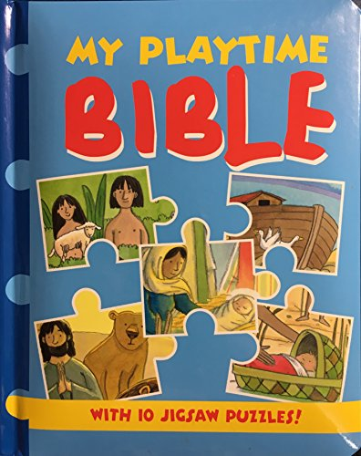 9781906381394: My Playtime Bible: With 10 Jigsaw Puzzles!