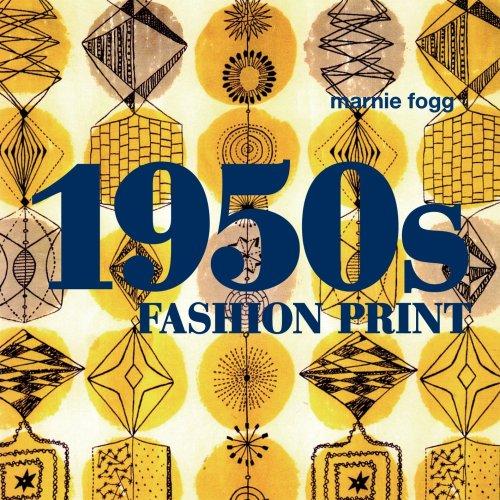 9781906388423: 1950s Fashion Print: A Sourcebook
