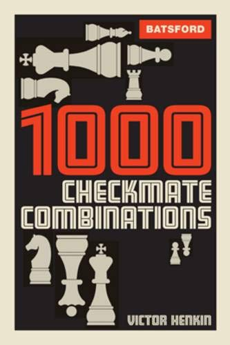 9781906388706: 1000 Checkmate Combinations