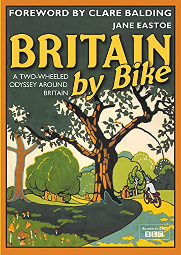9781906388713: Britain by Bike: A Two-Wheeled Odyssey Around Britain