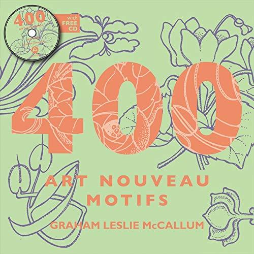9781906388904: 400 Art Nouveau Motifs