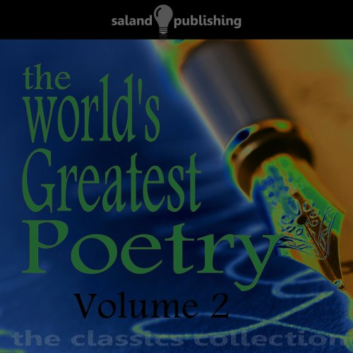 The World's Greatest Poetry - Volume 2: TS Eliot; Edward