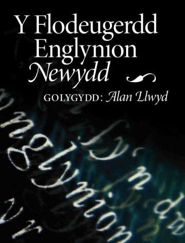9781906396244: Y Flodeugerdd Englynion Newydd (Welsh Edition)