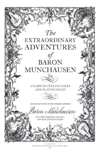 9781906402150: The Extraordinary Adventures of Baron Munchausen
