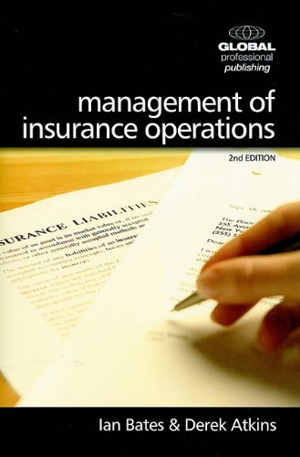 9781906403348: Management of Insurance Operations
