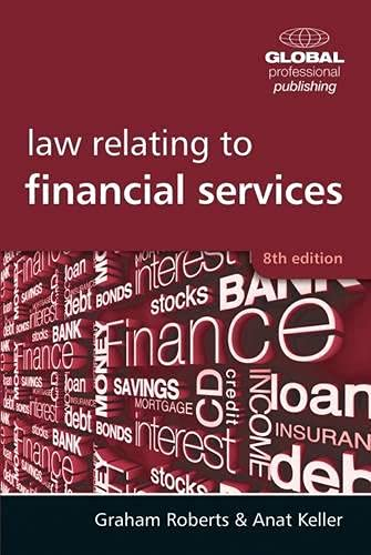 9781906403867: Law Relating to Financial Services