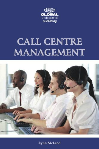 9781906403935: Call Centre Management