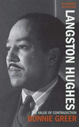 9781906413767: Langston Hughes: The Value of Contradiction (Blackamber Inspirations)