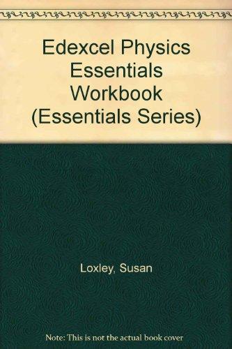9781906415334: Edexcel Physics Essentials Workbook (Essentials Series)
