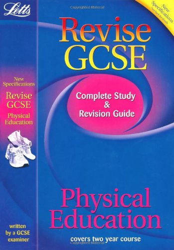 9781906415822: Letts GCSE Revision Success – Physical Education: Study Guide