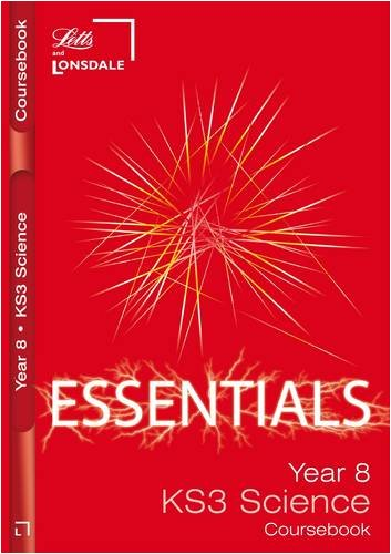 9781906415884: Year 8 Science: Course Book (Lonsdale Key Stage 3 Essentials): Ages 12-13