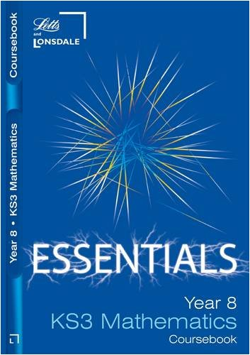 9781906415907: Year 8 Maths: Course Book (Lonsdale Key Stage 3 Essentials)