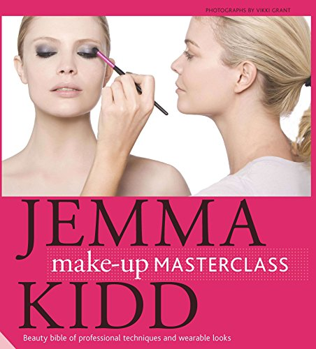 9781906417291: Jemma Kidd Make-Up Masterclass