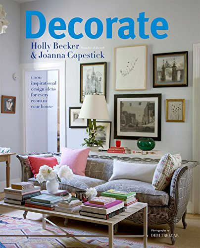 9781906417505: Decorate: 1000 Professional Design Ideas for Every Room in the House