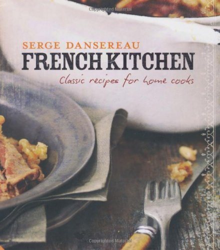 French Kitchen 9781906417628 Bring the simple elegance of French cooking into your home with this beautifully produced cookbook from the internationally renowned chef, Serge Dansereau. Featuring 230 classic French recipes, French Kitchen takes the sophistication and lavour of French cooking and delivers it straight to your kitchen. Serge combines expert French techniques with wonderfully fresh produce and the best ingredients to show you how to create delicious meals every time. Whether you're looking for tips on how to create the perfect cassoulet, or hunting for that last missing ingredient in your clafoutis, the author shares his award-winning culinary know-how to help you turn a good dish into a great one. This indispensable book features chef's notes, tips for getting the best out of your cooking and helpful suggestions for seasonal variations to give flexibility in the kitchen all year round - so you'll never be at a loss for what to cook. Serge gives you the confidence to substitute an ingredient here or there, so you can turn a summer dish into a winter one, or adapt it to what you've already got in the cupboard. There are even sections on cooking for kids (designed to delight even the fussiest of appetites) and useful meal suggestions for all occasions. Taking you through all meal times, French Kitchen has a recipe to suit any time of the day. Whether it's a buttery brioche breakfast, a warming onion soup for lunch or chicken confit with mushrooms and bacon for dinner, (not forgetting a slice of chocolate and raspberry tart for dessert), you'll be inspired to enjoy the style and flavours of French cooking wherever you are.