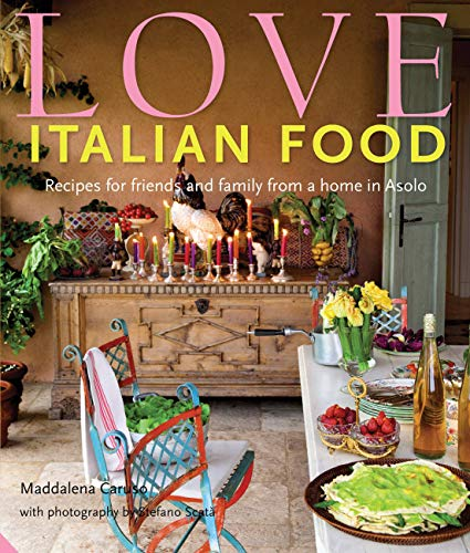 Love Italian Food: Caruso, Maddalena