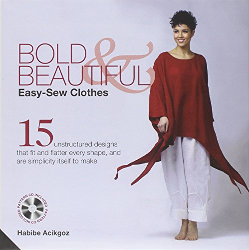 9781906417840: Bold and Beautiful: Easy-Sew Clothes