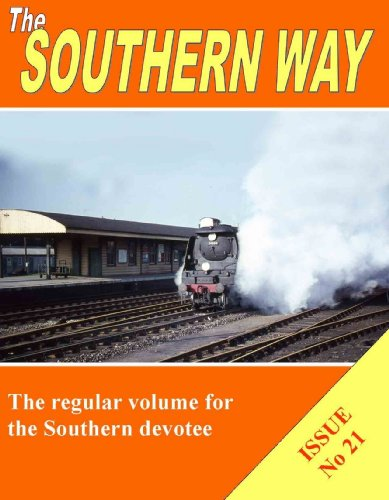 Southern Way Issue 21: Robertson, Kevin